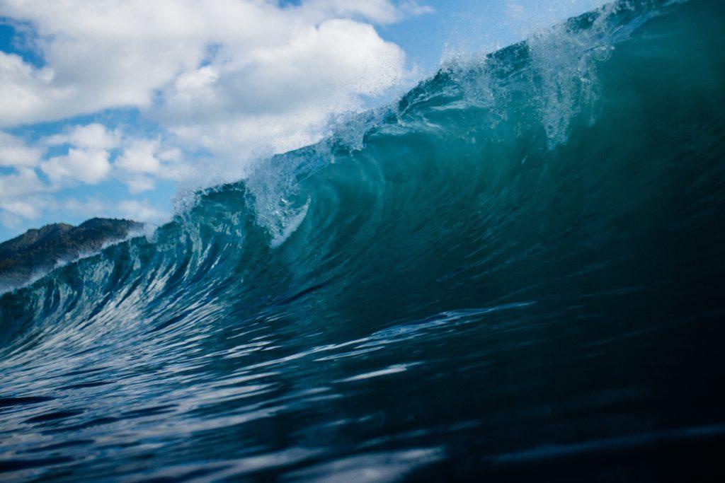 Finanzieller Tsunami führt zu Finanzcrash